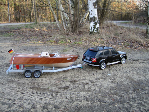 boat trailer from scratch (picture update!) - Scale 4x4 R/C Forums